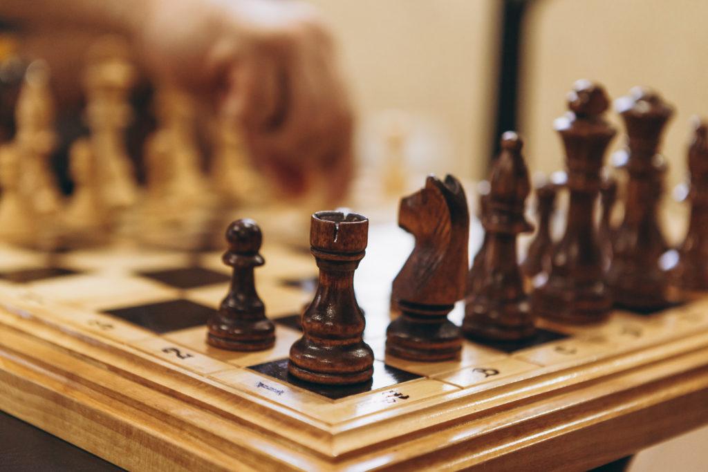 Шахматы - VIP-РЦ Якушинцы