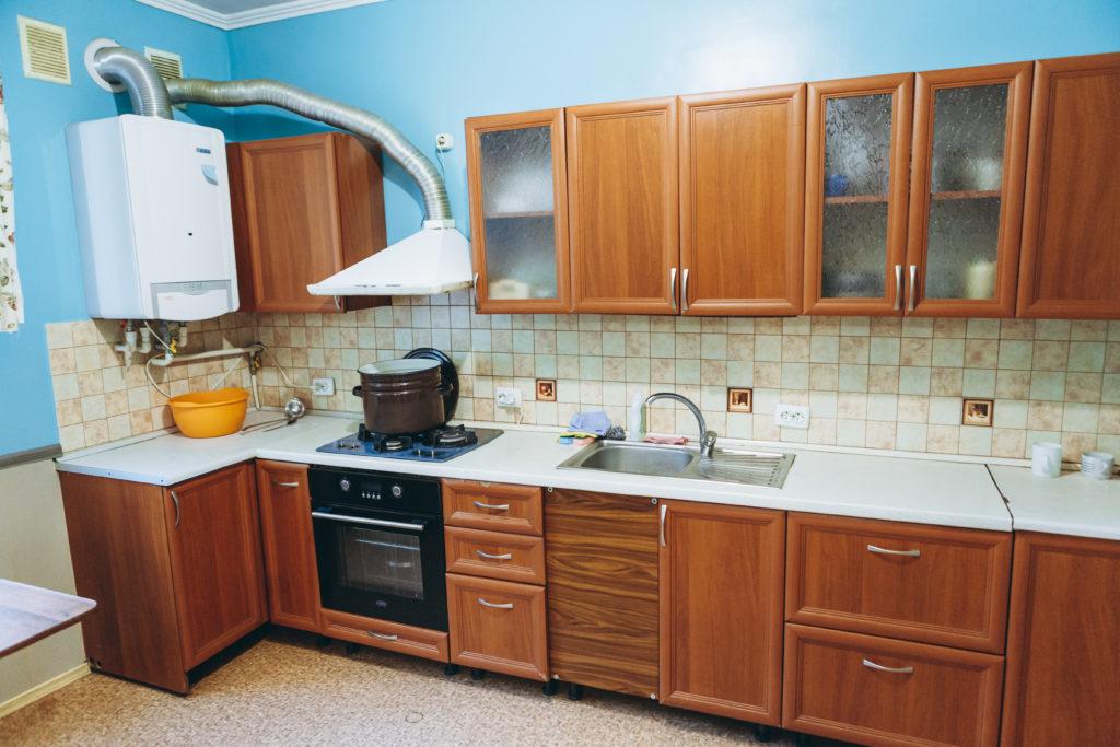 Кухня в РЦ Монолит Винница