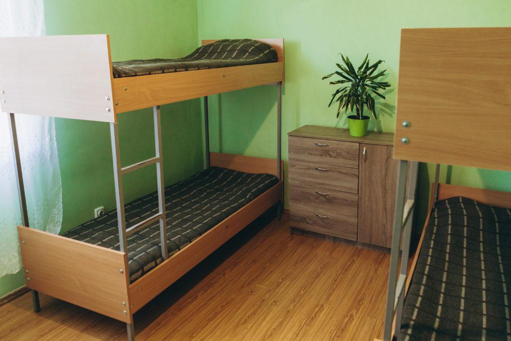 Спальные комнаты в РЦ Монолит в Виннице