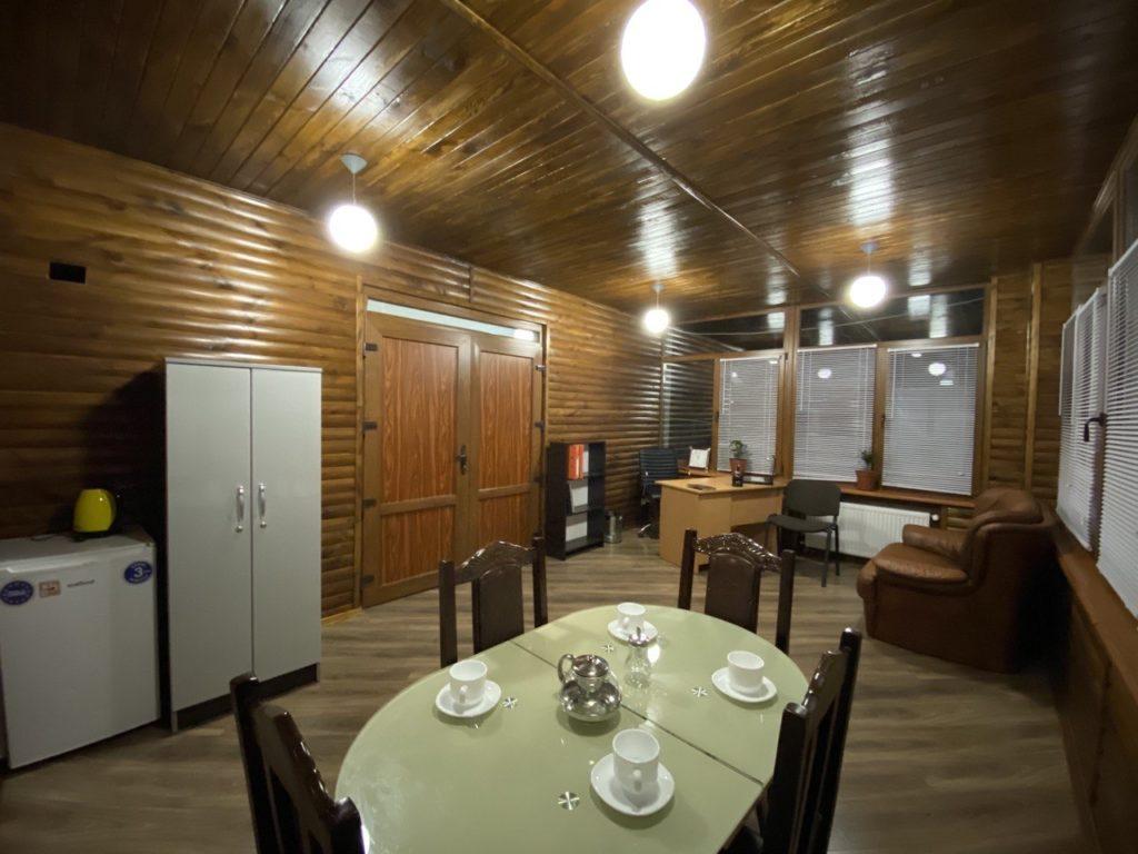 Столовая комната - VIP-РЦ Якушинцы