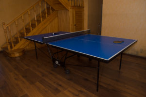Теннисный стол в РЦ Рыбальче