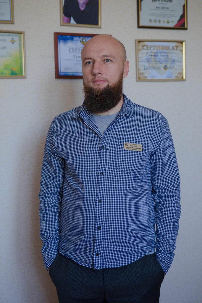 Катречко Максим Николаевич - тренер в РЦ Монолит